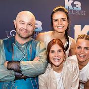 NLD/Rotterdam/20170627 - Persconferentie K3 film,