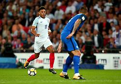 Alex Oxlade-Chamberlain of England runs with the ball - Mandatory by-line: Robbie Stephenson/JMP - 04/09/2017 - FOOTBALL - Wembley Stadium - London, United Kingdom - England v Slovakia - 2018 FIFA World Cup Qualifier