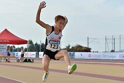 03/08/2017; Gezer, Muhsine, F20, TUR at 2017 World Para Athletics Junior Championships, Nottwil, Switzerland
