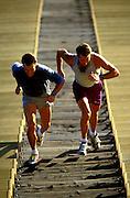 Jogging. Photo: PHOTOSPORT