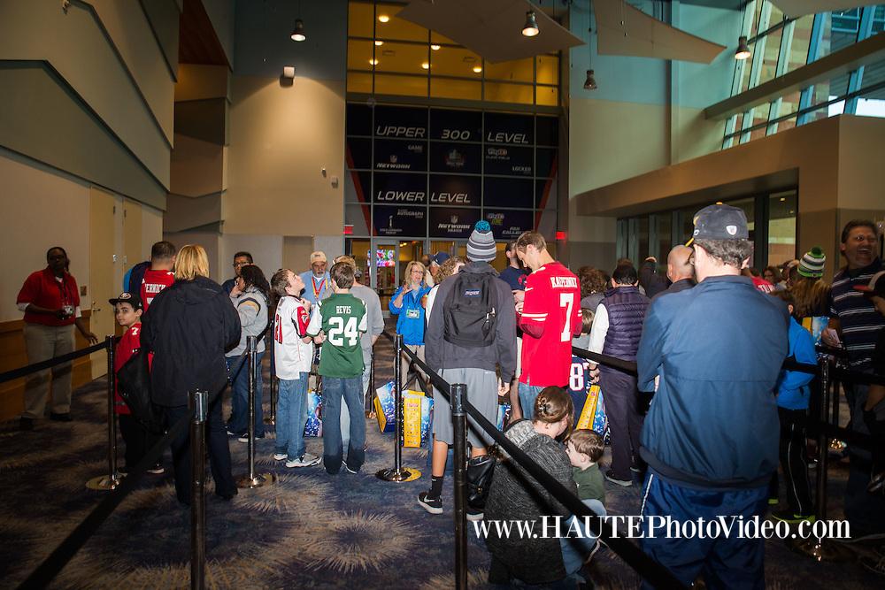 1/30/2015 - San Francisco Superbowl Hosting Committee at Casablanca in Scottsdale, Ariz.