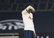 Heung-Min Son of Tottenham during the Premier League match at the Tottenham Hotspur Stadium, London. Picture date: 23rd June 2020. Picture credit should read: David Klein/Sportimage