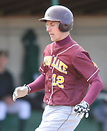 Avon Lake vs Amherst varsity high school baseball at The Pipe Yard in Lorain, Ohio on May 24, 2013..© David Richard