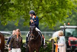 Rockx Thalia, NED, Verdi de la Fazenda<br /> Nederlands Kampioenschap Dressuur - Ermelo 2019<br /> © Hippo Foto - Dirk Caremans<br /> Rockx Thalia, NED, Verdi de la Fazenda