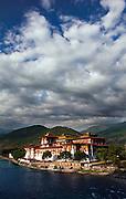 Trongsa Dzong, Bhutan.