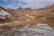 Amdo region, Tibet (Qinghai, China).