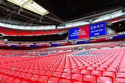 Sky Bet League Two Play Off Final at Wembley Stadium - Mandatory by-line: Dougie Allward/JMP - 28/05/2018 - FOOTBALL - Wembley Stadium - London, England - Coventry City v Exeter City - Sky Bet League Two Play-off Final
