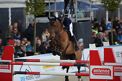 Kellnerova Anna, (CZE), Dimaro vd Loose Heide<br /> CSI4* Grand Prix DKB-Riders Tour<br /> Horses & Dreams meets Denmark - Hagen 2016<br /> © Hippo Foto - Stefan Lafrentz