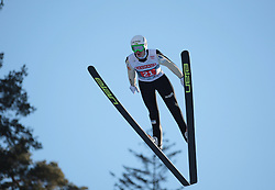 03/01/2011 SKI JUMPING - TOURNEE 4 TREMPLINS 2010 .Peter Prevc .© Photo Pierre Teyssot / Sportida.com.
