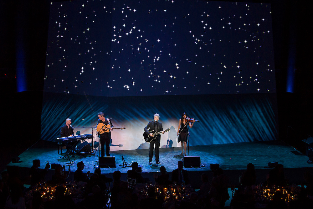 9/11 Museum and Memorial Dinner at Cipriani's New York (Photo by Ben Hider)