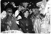 Nigella Lawson at the Piers Gaveston Ball. 13 May 1983. Park Lane Hotel. London. © Copyright Photograph by Dafydd Jones 66 Stockwell Park Rd. London SW9 0DA Tel 020 7733 0108 www.dafjones.com