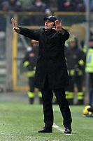 """Antonio Conte Juventus.Parma 13/01/2013 Stadio """"Tardini"""".Football Calcio Serie A 2012/13.Parma v Juventus.Foto Insidefoto Paolo Nucci."""