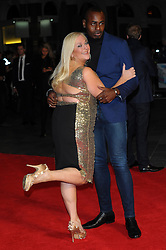 "One Chance Premiere. <br /> Vanessa Feltz attends the European premiere for ""One Chance"", Odeon, London, United Kingdom. Thursday, 17th October 2013. Picture by Chris Joseph / i-Images"