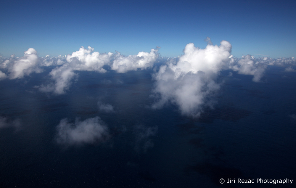 INDIAN OCEAN 27APR13 - Cloud formations in the Indian Ocean.<br /> <br /> <br /> <br /> The Greenpeace ship Esperanza is on patrol documenting fishing activities in the Indian Ocean.<br /> <br /> jre/Photo by Jiri Rezac / Greenpeace