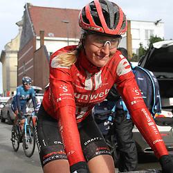 29-02-2020: Wielrennen: Omloop Nieuwsblad: Ninove: Franziska Koch