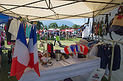 Aiguebelette, FRANCE.  Spectators, Commercial  and Restaurants area at the   2014 FISA World Cup II, 11:11:29  Saturday  21/06/2014. [Mandatory Credit; Peter Spurrier/Intersport-images]