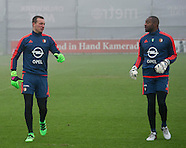 TRAINING FEYENOORD