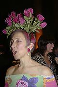 Silvia Ziranek, Turner Prize 2006. Tate Gallery. London. 4 December 2006. ONE TIME USE ONLY - DO NOT ARCHIVE  © Copyright Photograph by Dafydd Jones 248 CLAPHAM PARK RD. LONDON SW90PZ.  Tel 020 7733 0108 www.dafjones.com