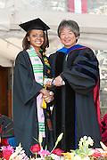 Georgetown University School of Nursing 2012 Commencement Ceremony