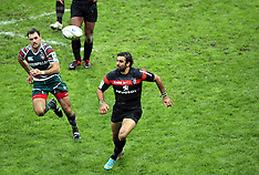 Stade Toulousain v Leicester Tigers