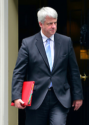 © Licensed to London News Pictures. 18/09/2012. Westinster, UK Leader of the Commons Andrew Lansley. Cabinet meeting today in Downing Street 18 September 2012. Photo credit : Stephen Simpson/LNP