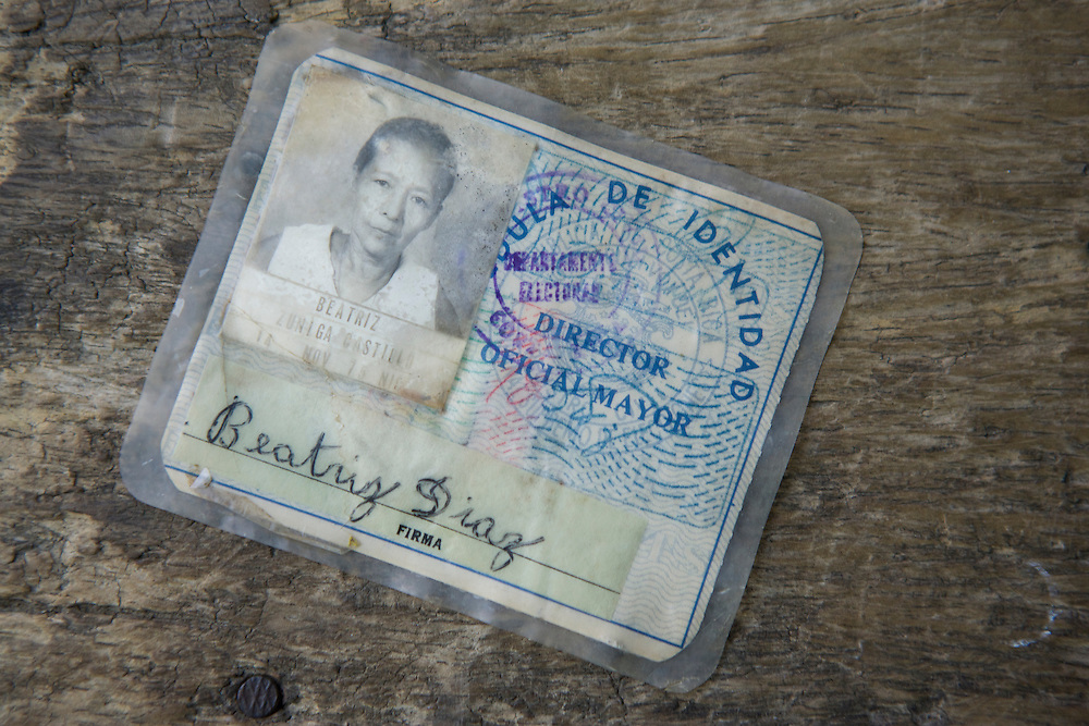 Every Costa Rican citizen carries a celdula de identidad, an identification card listing their name and date of birth (making our job verifying the ages of centenarians that much easier).