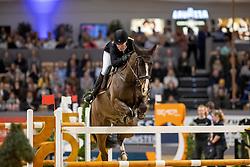 Hoorn Angelique, NED, Brego R'n B<br /> Grand Prix Jumping<br /> Neumünster - VR Classics 2019<br /> © Hippo Foto - Stefan Lafrentz