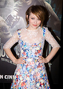 Sucker Punch Premiere, Sydney, Australia..Paul Lovelace Photography.Emily Browning..