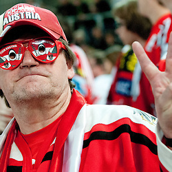 20120419: SLO, Ice Hockey - IIHF World Championship DIV. I Group A Slovenia 2012, Hungary vs Austria