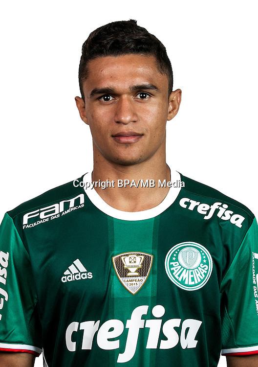 Brazilian Football League Serie A / <br /> ( Sociedade Esportiva Palmeiras ) - <br /> Erik Nascimento Lima &quot; Erik &quot;
