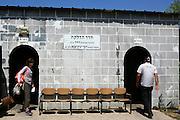 Israel, Upper Galilee, Tomb of Rachel the saint, the wife of Rabbi akiva (Akiba ben Joseph)