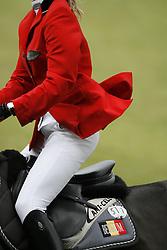 Melchior Judy Ann - Grand Dame Z<br /> World Equestrian Games - Aachen 2006<br /> Photo © Hippo Foto