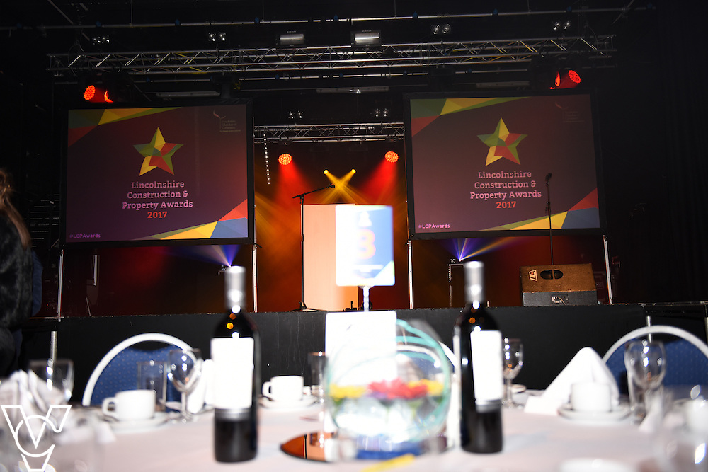Lincolnshire Property and Construction Awards 2017.<br /> <br /> Picture: Chris Vaughan Photography for Lincolnshire Chamber of Commerce<br /> Date: February 7, 2017
