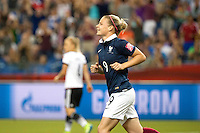 Joie Eugenie LE SOMMER - 26.06.2015 - Allemagne / France - 1/4Finale Coupe du Monde 2015 -Montreal<br />Photo : Catherine Legault / Icon Sport