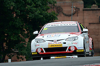 #66 Josh Cook GBR MG Racing RCIB Insurance MG6GT  during first practice for the BTCC Oulton Park 4th-5th June 2016 at Oulton Park, Little Budworth, Cheshire, United Kingdom. June 04 2016. World Copyright Peter Taylor/PSP.