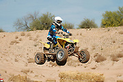 2006 ITP Quadcross Round 3 at ACP in Buckeye, Arizona.