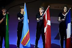 20151205 Åbningsceremoni - IHF Women Handball World Championship