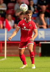 Luke Leahy of Walsall - Mandatory by-line: Paul Roberts/JMP - 18/07/2017 - FOOTBALL - Bescot Stadium - Walsall, England - Walsall v Aston Villa -  Pre-season friendly