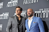 'Mission: Impossible -Fallout' –US Premiere