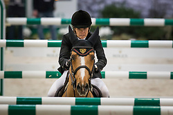 Alexander Edwina (AUS) - Itot du Chateau<br /> Winner of the Rolex FEI World Cup qualifier<br /> CSI-W Geneve 2012<br /> © Dirk Caremans
