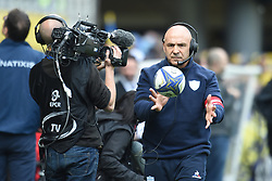 April 1, 2018 - Clermont Ferrand - Stade Marcel, France - Laurent Travers  (Credit Image: © Panoramic via ZUMA Press)
