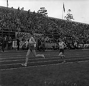 7/8/1958<br /> 8/7/1958<br /> 07 August 1958<br /> <br /> International Athletics at Santry Stadium