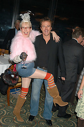 Actress SU POLLARD and PAUL KEATING at a party to celebrate the publication of 'Next To You' - Caron's Courage remembered by her mother Gloria Hunniford held on Caron's birthday at The Hilton Park Lane, London on 5th Octobe 2005.<br /><br />NON EXCLUSIVE - WORLD RIGHTS