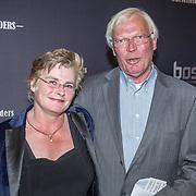 NLD/Amsterdam/20171018 - Premiere De Verleiders: Stem Kwijt, Hein Jens en partner