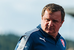 27.05.2016, Grenzlandstadion, Kufstein, AUT, Testspiel, Tschechien vs Malta, im Bild National Coach Pavel Vrba (CZE) // National Coach Pavel Vrba of Czech Republic during the International Friendly Match between Czech Republic and Malta at the Grenzlandstadion in Kufstein, Austria on 2016/05/27. EXPA Pictures © 2016, PhotoCredit: EXPA/ JFK