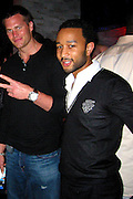 **EXCLUSIVE**.Private Pre 2007 Super Bowl Party Kick off hosted by Unik.Tom Brady & John Legend. Also in attendance Maria Menoudos.Mokai Lounge.Miami Beach, FL, USA.Wednesday January 31, 2007.Photo By Celebrityvibe.com.To license this image please call (212) 410 5354; or.Email: celebrityvibe@gmail.com ;.Website: www.celebrityvibe.com