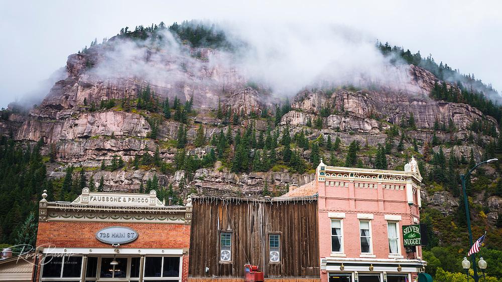 Ouray, Colorado USA