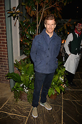 Tom Aikens at The Ivy Chelsea Garden's Guy Fawkes Party, 197 King's Road, London, England. 05 November 2017.