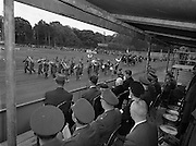 Tattoo at Santry Stadium - Special for US Air Force .26/06/1958 .
