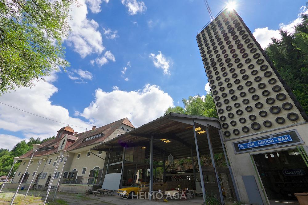 Neufelden, Austria. HEIM.ART®-Station by Joachim Eckl (www.heimart.at).